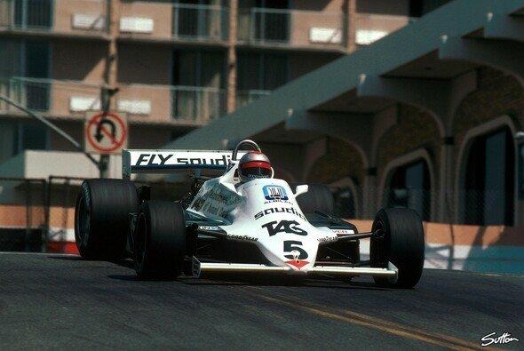 Mario Andretti, Michaels Vater, konnte in Long Beach einmal - 1977 - gewinnen