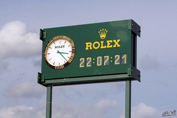 Ab nächster Saison ist Rolex für die Zeitnahme in der Formel 1 zuständig