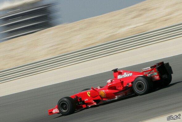 Räikkönen erzielte die erste Bestzeit des Wochenendes. - Foto: Patching/Sutton