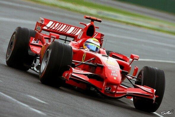 Massa fuhr die schnellste Zeit des Tages. - Foto: Sutton