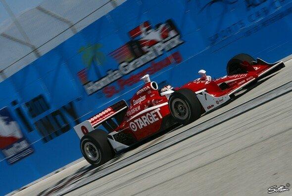 Scott Dixon gewann das Rennen - Foto: Sutton