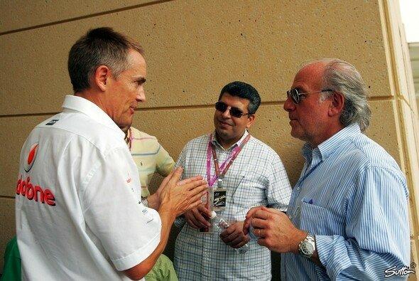 Kommen David Richards und Martin Whitmarsh doch nicht zusammen? - Foto: Sutton