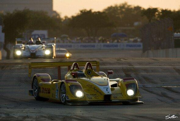 Wieder gewann ein Porsche RS Spyder - Foto: Sutton