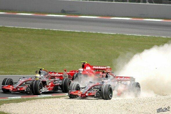 Wolff befürchtet mit Wehrlein und Hamilton eine ähnliche Situation wie 2007 bei McLaren - Foto: Sutton