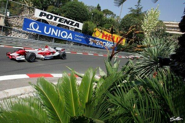 Die Formel 1 im Fürstentum - da gibt es viel zu lernen. - Foto: Sutton