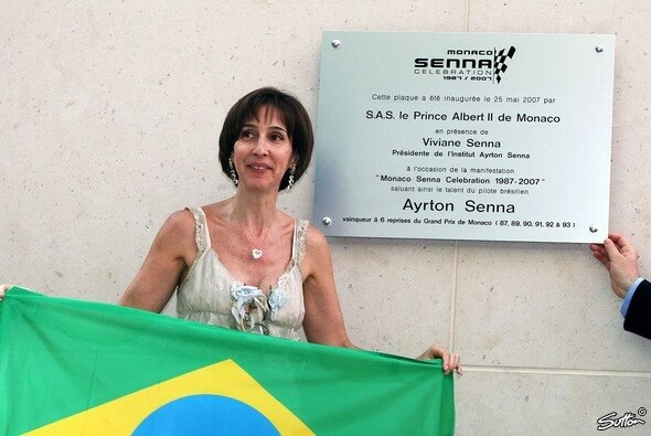 Viviane Senna Da Silva Lalli darf sich über eine wichtige Auszeichnung für das Institut Ayrton Senna freuen