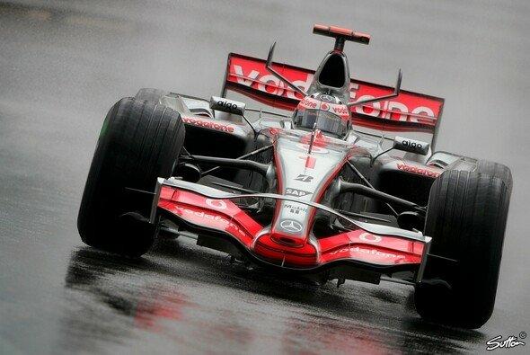 Alonso hat die beste Ausgangsposition. - Foto: Sutton