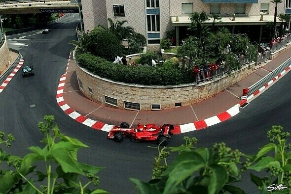 Kimi Räikkönen fuhr die Bestzeit. - Foto: Sutton