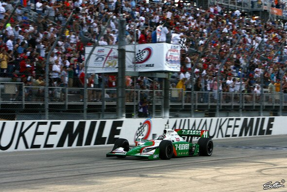 Kanaan siegte in Milwaukee. - Foto: Sutton