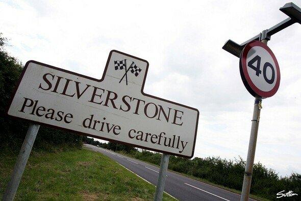 Silverstone freut sich auf die Formel 1 - Foto: Sutton