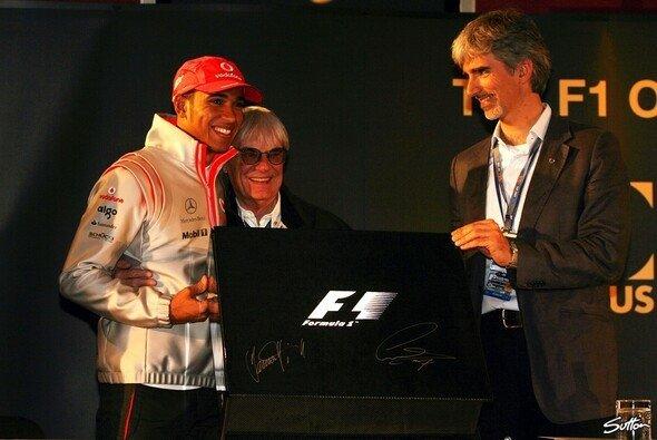 Damon Hill erwartet von Lewis Hamilton die Entwicklung zum Teamleader bei Mercedes