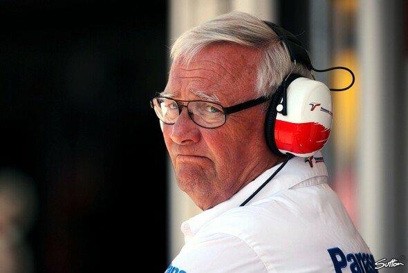 Ove Andersson galt als einer der freundlichsten Menschen im Motorsport.