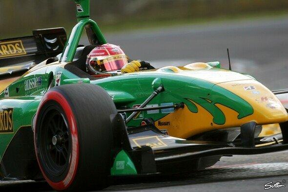 Simon Pagenaud ist zurück in Amerika - bereits 2007 fuhr der Franzose in der Champ-Car-Serie