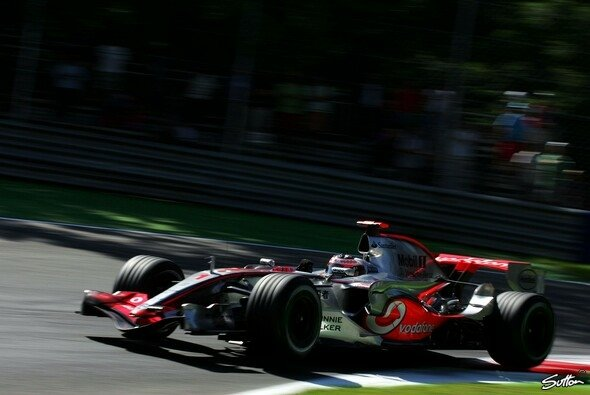 Alonso schnappte sich die Bestzeit. - Foto: Sutton