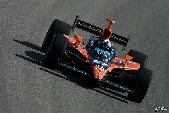Aus der IRL in die NASCAR: Dario Franchitti. - Foto: Sutton