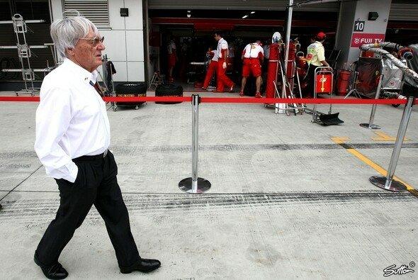Bernie Ecclestone will Siege mehr belohnt wissen - Foto: Sutton