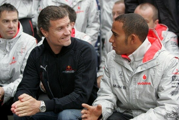 David Coulthard traut Lewis Hamilton bei Mercedes einiges zu - Foto: Sutton