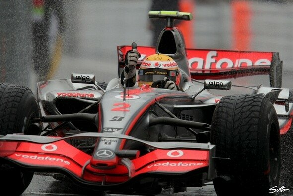 Alles spricht für Lewis Hamilton. - Foto: Sutton