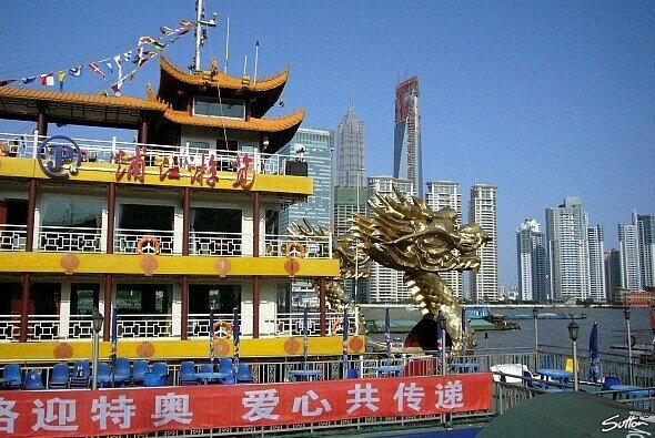 Shanghai wächst unaufhörlich