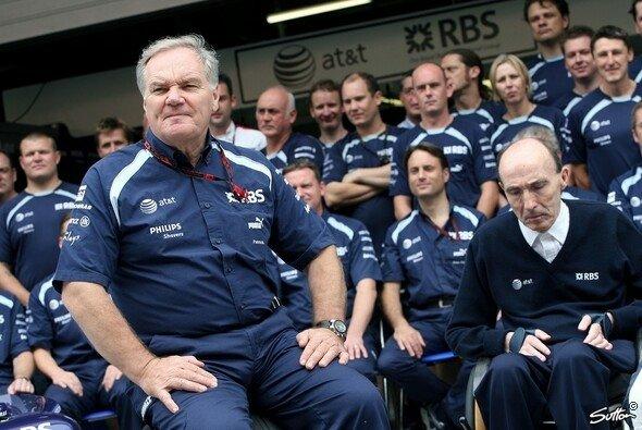 Patrick Head ist zurück bei Williams - Foto: Sutton