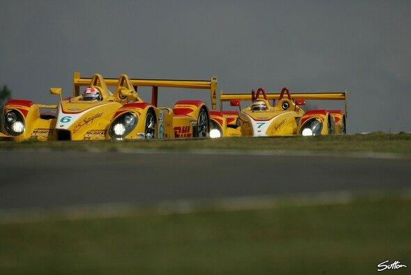 Porsche liegt auf der Lauer - Foto: Sutton