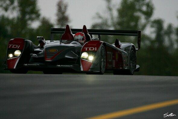 Audi hatte keine Chance - Foto: Sutton