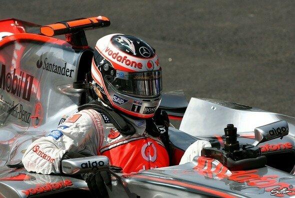 Wird man Alonso wieder im McLaren sehen?