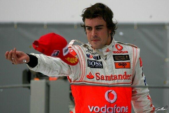 Alonso will Titel Nummer drei - Foto: Sutton