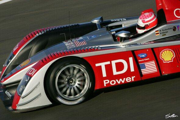 Audi musste sich mit Plätzen im Mittelfeld begnügen. - Foto: Sutton