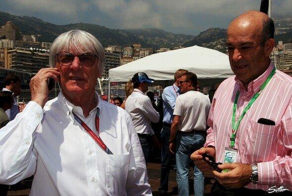 Carmelo Ezpeleta hat sich in der Formel 1 ein paar Anleihen geholt