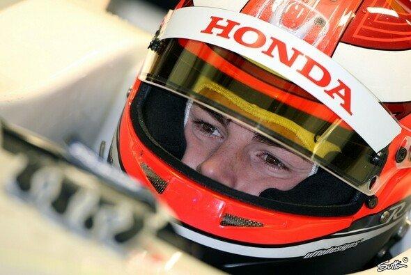 James Rossiter war Testfahrer bei Honda.