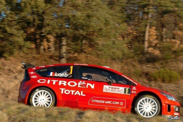 Sébastien Loeb holte sich den Rekordsieg - Foto: Sutton