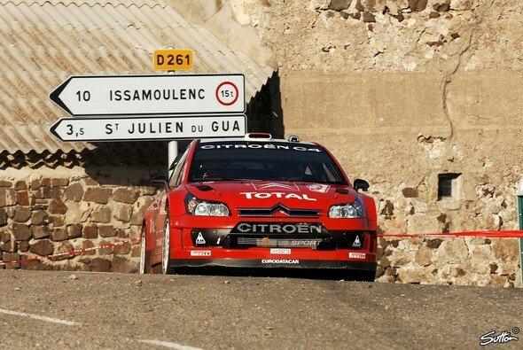 Sebastien Loeb gewann die Monte bereits fünf Mal