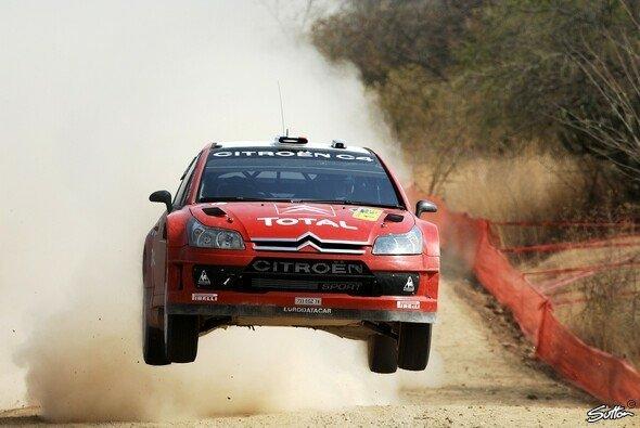 Loeb schnappte sich den Sieg in Mexiko. - Foto: Sutton