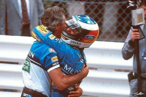 Flavio Briatore erinnert sich lieber an die gemeinsame Zeit mit Schumacher zurück - Foto: Sutton