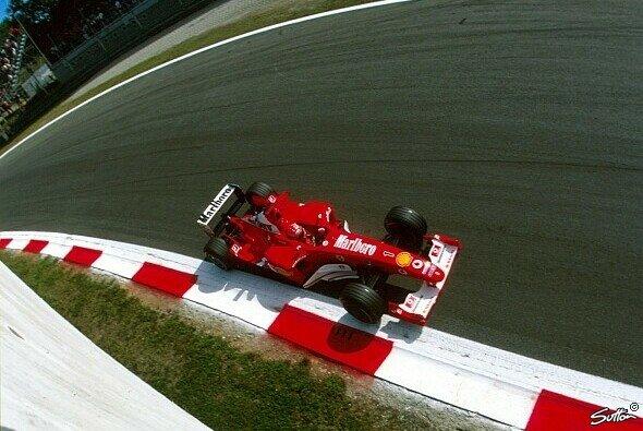 Gute Nachrichten für die Tifosi: Italien GP in Monza vor neuem Vetrag - Foto: Sutton