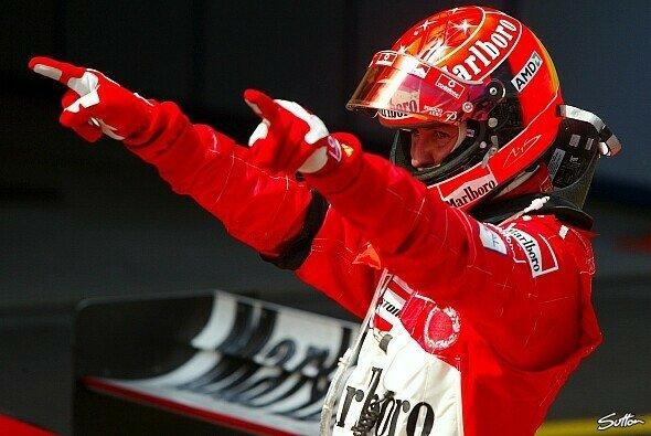 Michael Schumacher wird 50 - jetzt mitmachen und den Lieblings-Schumi-Moment bestimmen - Foto: Sutton