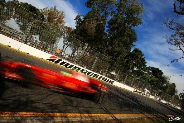 Die Pace von Ferrari ist noch verschwommen. - Foto: Sutton
