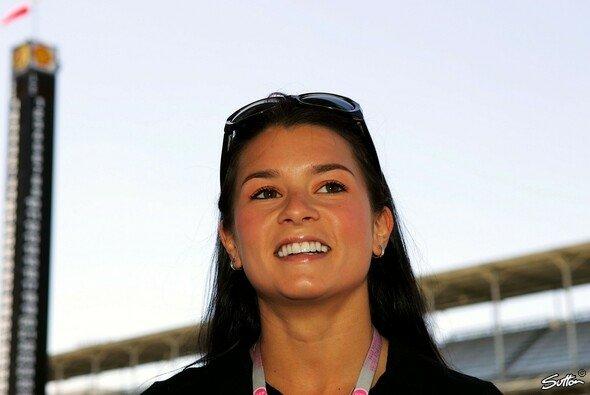 Der legendäre Positionsturm von Indy hat es ihr angetan: Kehrt Danica Patrick bald hierhin zurück?