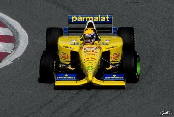 Das Forti-Team nahm 1995 und 1996 an der Formel 1 teil