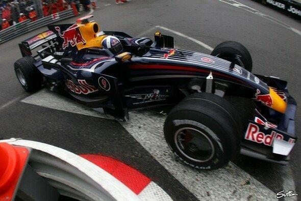 David Coulthard erlebte in Monaco einige Höhepunkte - Foto: Sutton