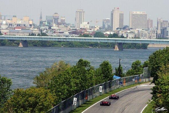 Es wird dieses Jahr keinen Tag der offenen Tür am Circuit Gilles Villeneuve geben - Foto: Sutton