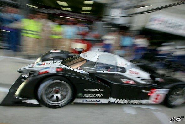 Klien fährt wieder für Peugeot. - Foto: Patching/Sutton