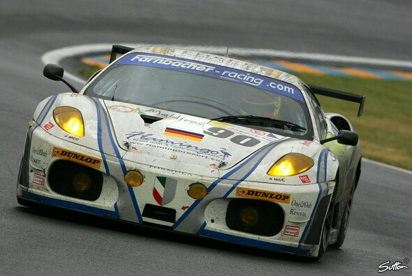 Pierre Kaffer erlebte ein einmaliges Rennen. - Foto: Patching/Sutton