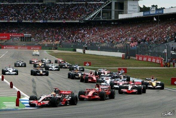 Die Formel 1 wird 2019 nicht in Hockenheim fahren - Foto: Sutton