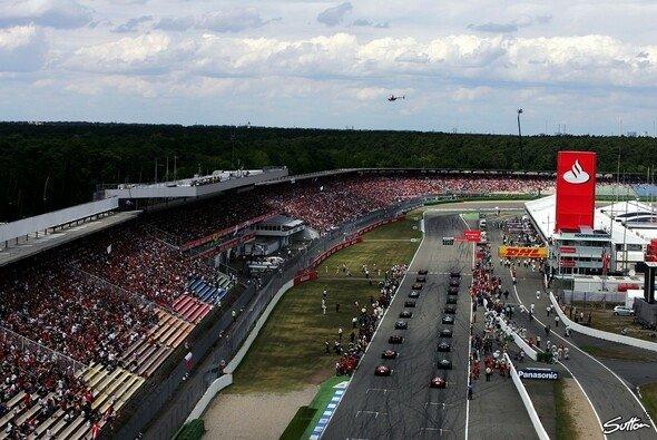 Die Formel 1 kommt nach Hockenheim! - Foto: Sutton