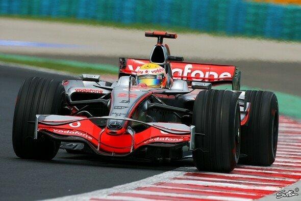 Lewis Hamilton gab die Pace vor. - Foto: Sutton