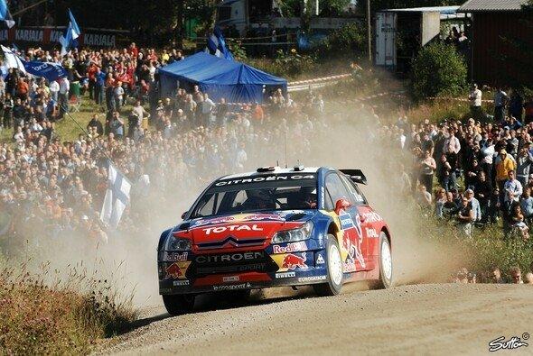 Sébastien Loeb gewann 16 der 24 Etappen. - Foto: Hardwick/Sutton