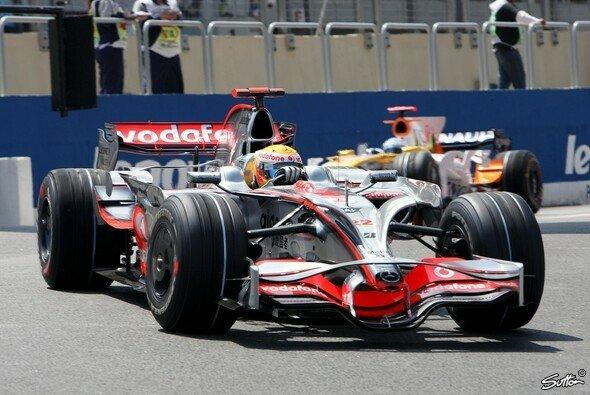 Hamilton ist der neue Weltmeister. - Foto: Sutton