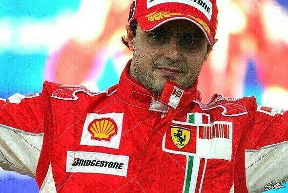 Felipe Massa verlor 2008 buchstäblich auf der Zielgeraden den Titel